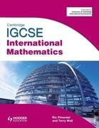 Cambridge IGCSE International Mathematics