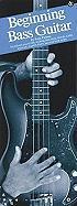 Beginning Bass Guitar als Taschenbuch