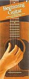 Beginning Guitar: Compact Reference Library als Taschenbuch