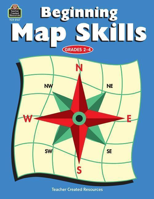 Beginning Map Skills als Taschenbuch