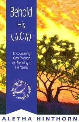 Behold His Glory: Encountering God Through the Meaning of His Names als Taschenbuch