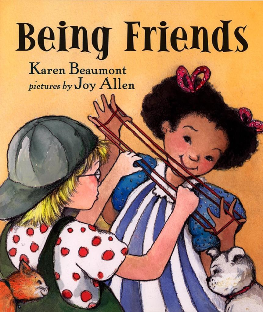 Being Friends als Buch