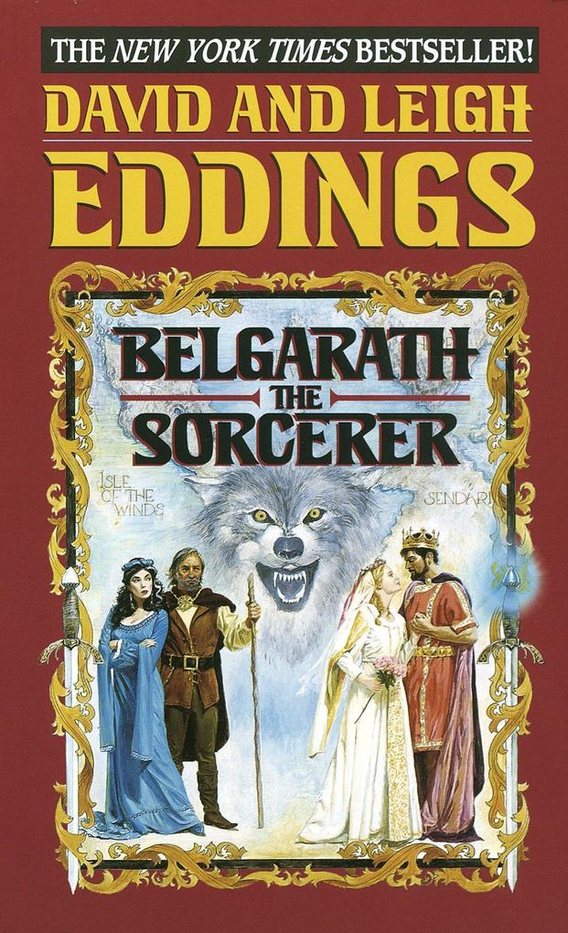 Belgarath the Sorcerer als Taschenbuch