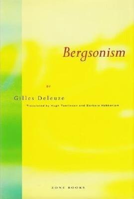 Bergsonism als Buch