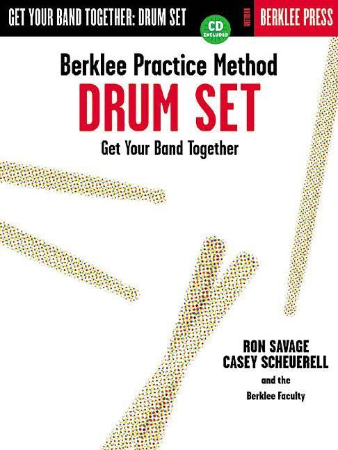 Berklee Practice Method Drum Set als Buch