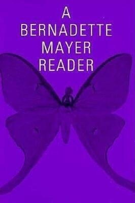 A Bernadette Mayer Reader als Taschenbuch