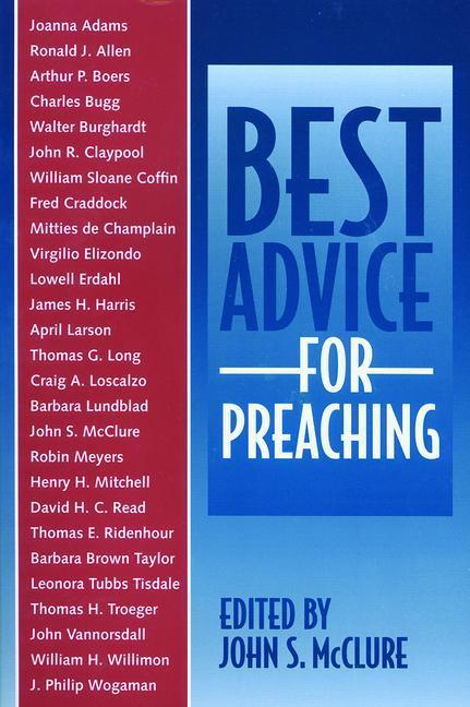 Best Advice for Preaching als Taschenbuch