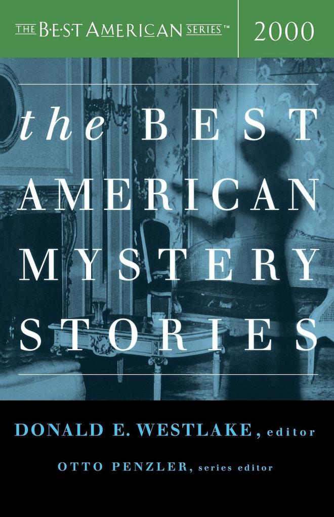 The Best American Mystery Stories als Taschenbuch