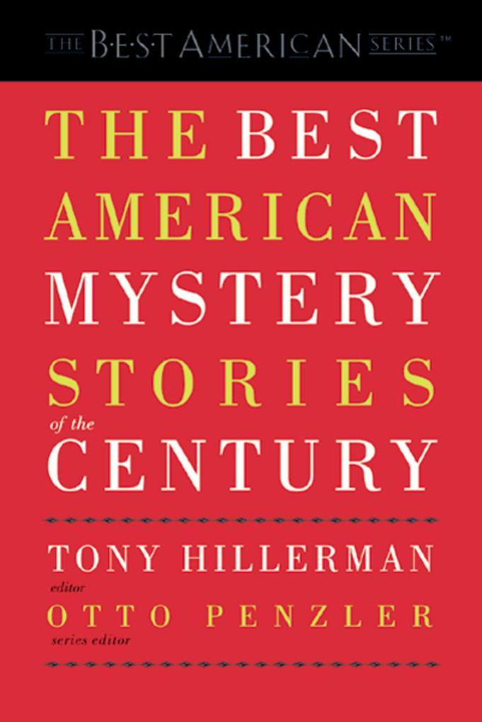 The Best American Mystery Stories of the Century als Taschenbuch
