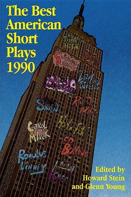The Best American Short Plays 1990 als Taschenbuch