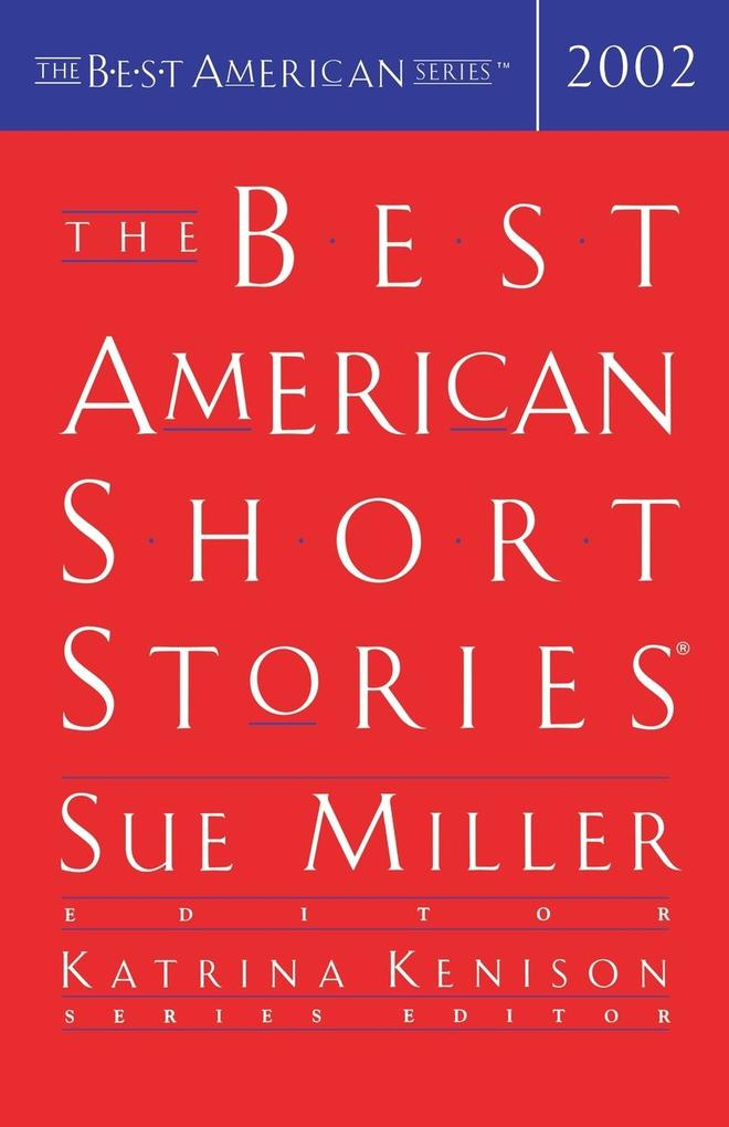 The Best American Short Stories 2002 als Taschenbuch