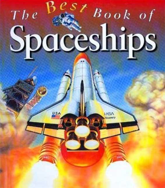 The Best Book of Spaceships als Buch