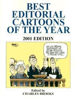 Best Editorial Cartoons of the Year: 2001 Edition als Taschenbuch