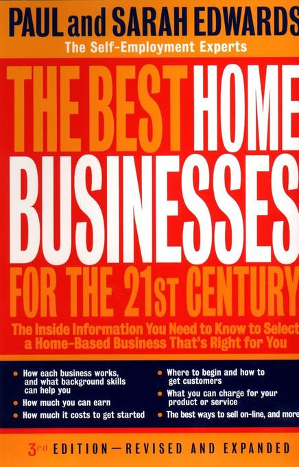 The Best Home Businesses for the 21st Century als Taschenbuch