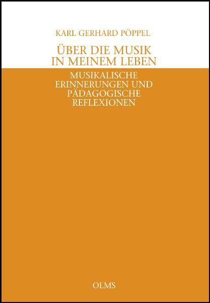 Über die Musik in meinem Leben als Buch von Kar...