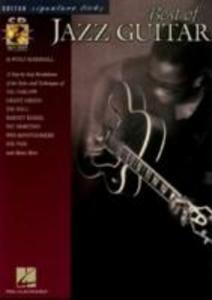 Best of Jazz Guitar [With CD] als Taschenbuch