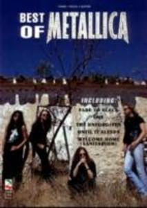 Best Of Metallica als Taschenbuch