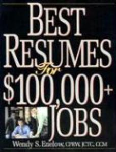 Best Resumes for $100,000+ Jobs als Taschenbuch