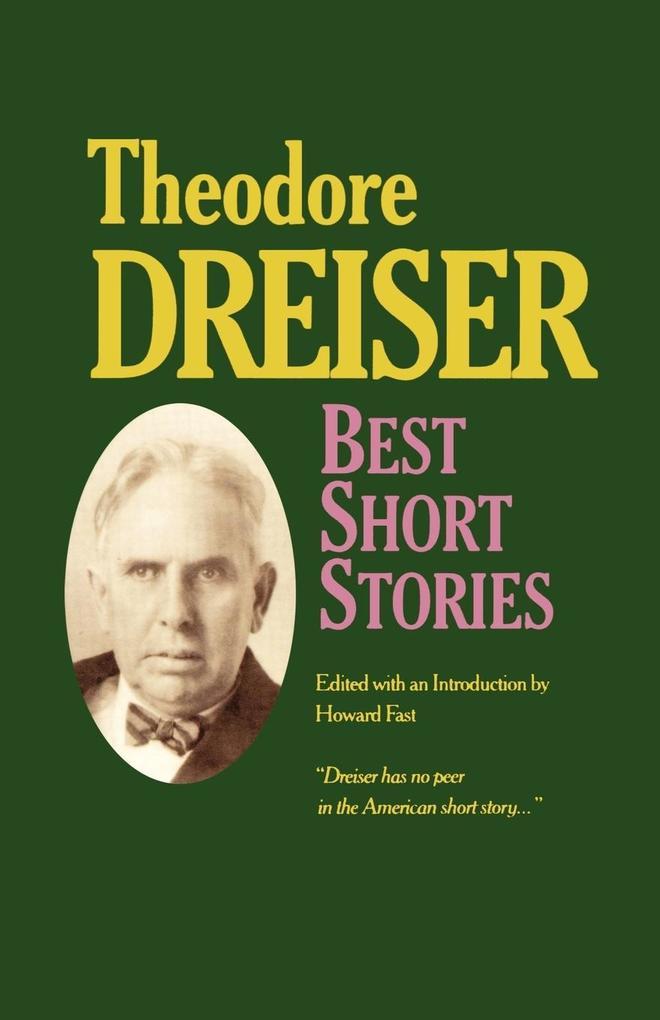 Best Short Stories of Theodore Dreiser als Taschenbuch