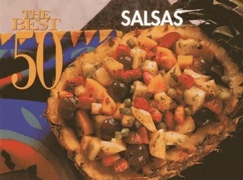 The Best 50 Salsas als Taschenbuch