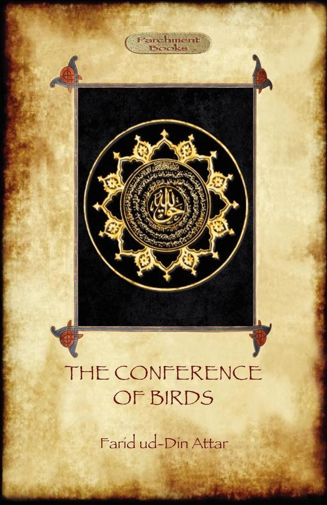 The Conference of Birds als Buch von Farid Ud-D...