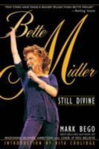 Bette Midler als Buch