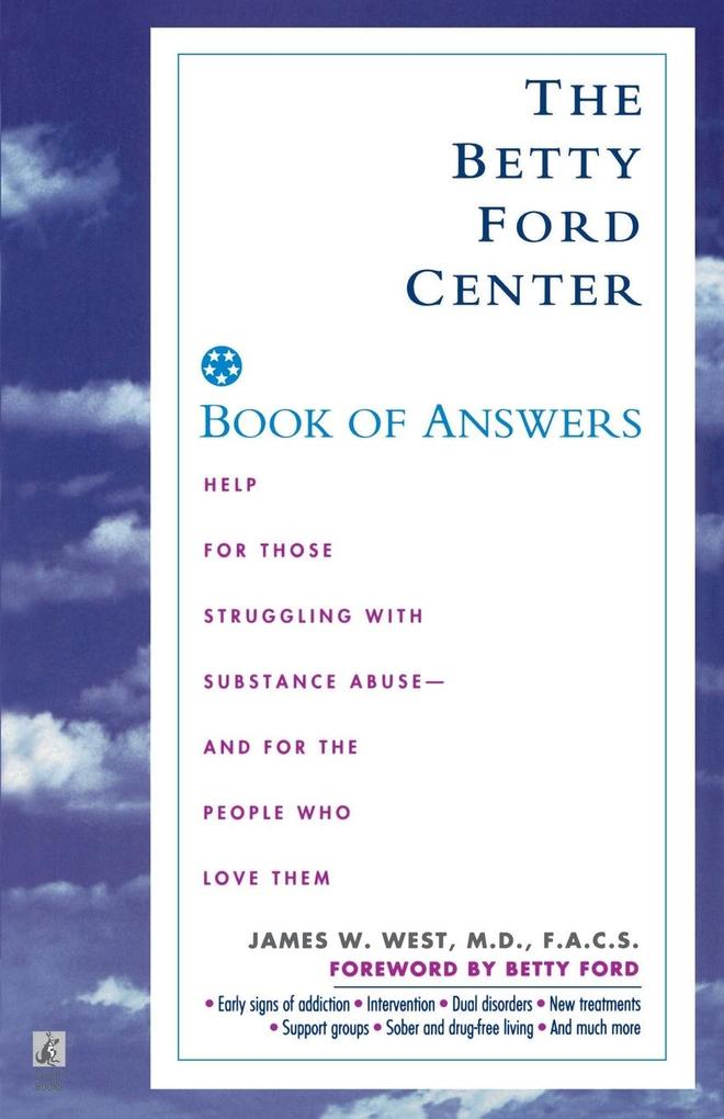 The Betty Ford Center Book of Answers als Taschenbuch