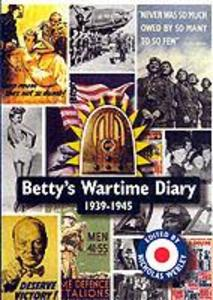 Betty's Wartime Diary 1939-1945 als Buch