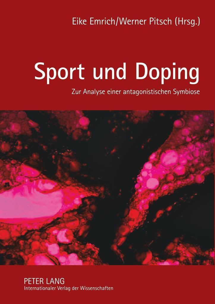 Sport und Doping als Buch von