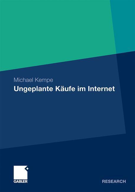 Ungeplante Käufe im Internet als Buch von Micha...