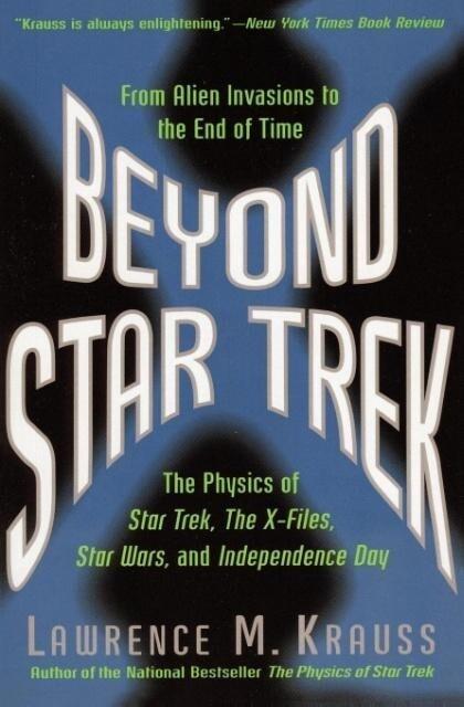 Beyond Star Trek: From Alien Invasions to the End of Time als Taschenbuch