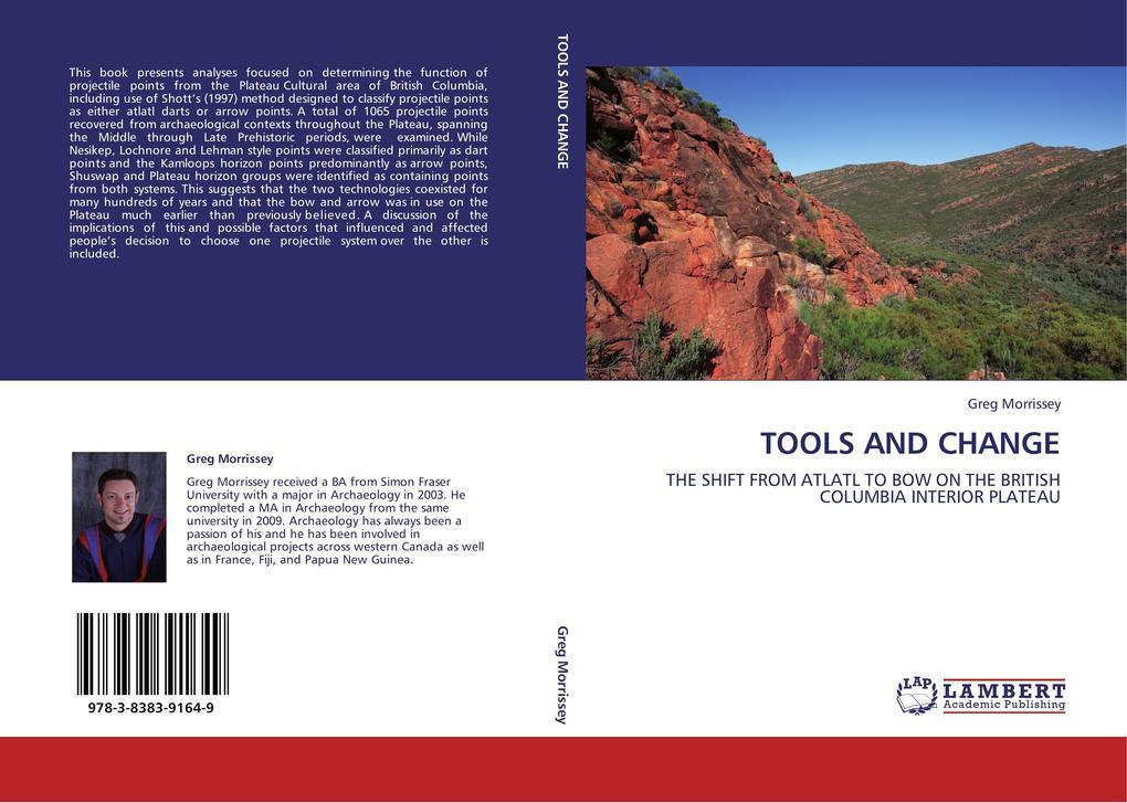 TOOLS AND CHANGE als Buch von Greg Morrissey