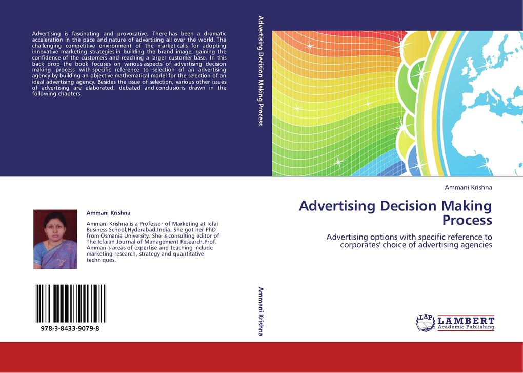 Advertising Decision Making Process als Buch vo...