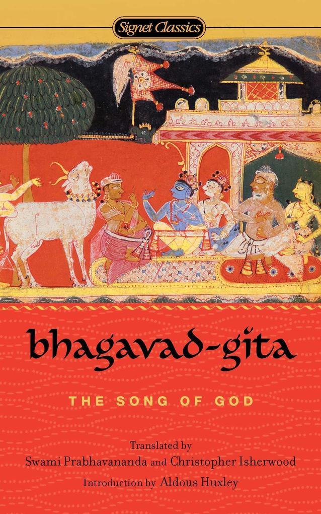 Bhagavad-Gita:: The Song of God als Taschenbuch