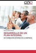 DESARROLLO DE UN PLAN INTEGRAL