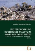 WELFARE LEVELS OF HOUSEHOLDS TRADING IN INORGANIC SOLID WASTE