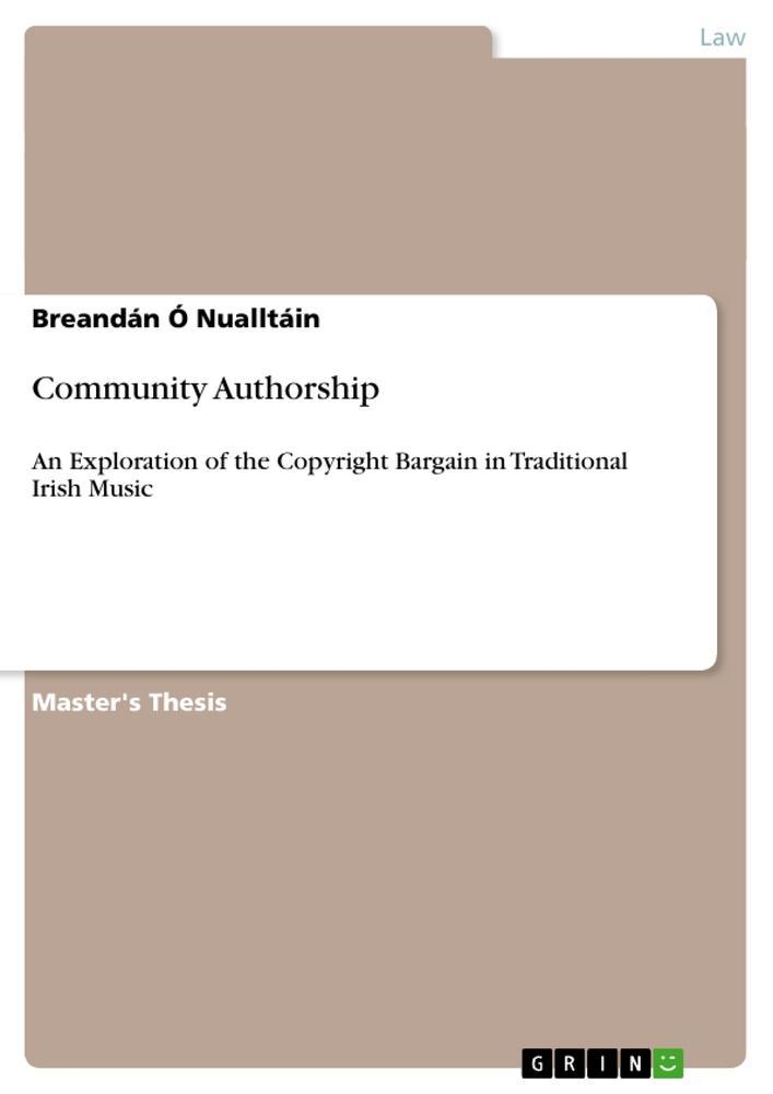 Community Authorship als Buch