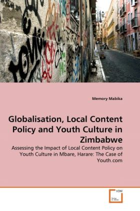 Globalisation, Local Content Policy and Youth C...
