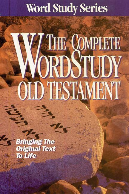 Complete Word Study Old Testament: KJV Edition als Buch