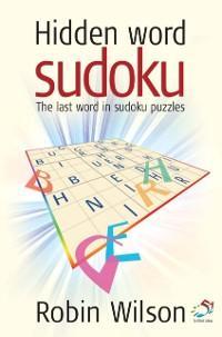 Hidden word sudoku als eBook Download von Robin...