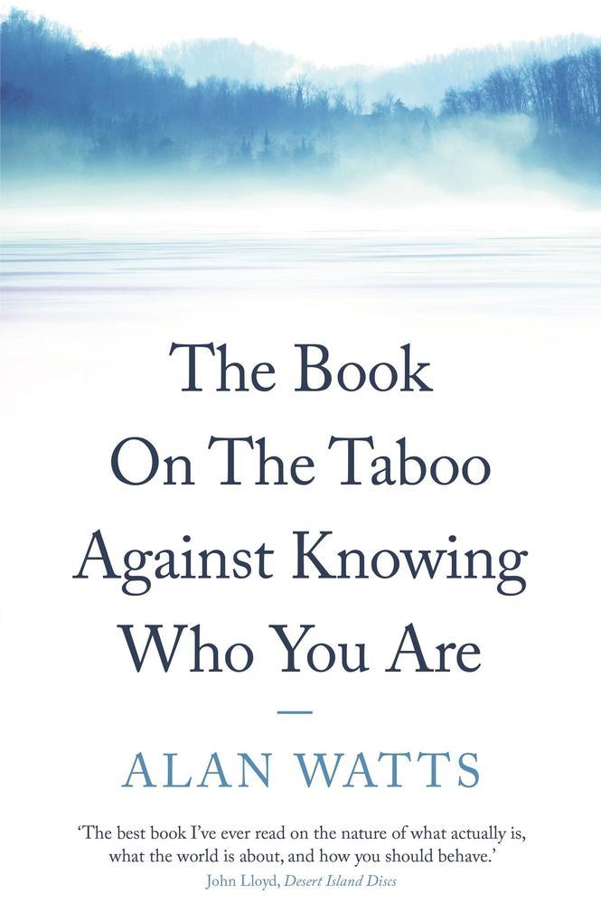 The Book als eBook Download von Alan Watts