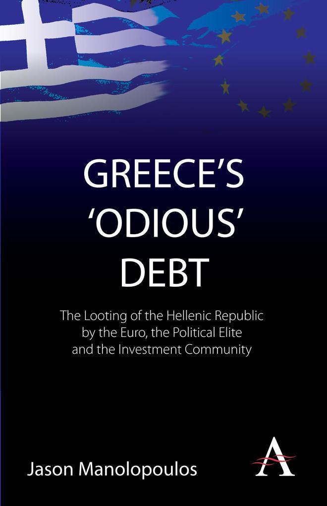 Greece´s ´Odious´ Debt als eBook Download von J...