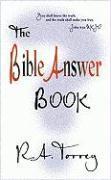 The Bible Answer Book als Taschenbuch