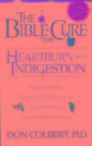 The Bible Cure for Heartburn and Indigestion als Taschenbuch