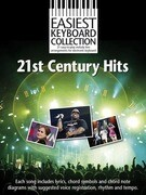 Easiest Keyboard Collection 21st Century Hits Keyboard Book