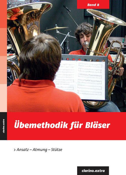 Übemethodik für Bläser 1 als Buch von Katja Brunk