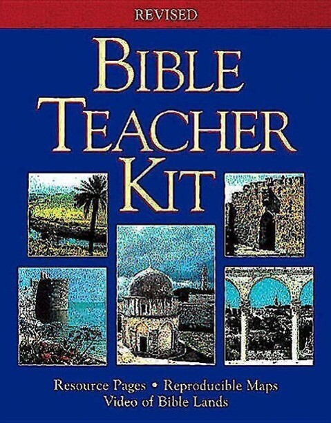 Bible Teacher Kit - Revised [With 60-Minute Video] als Buch