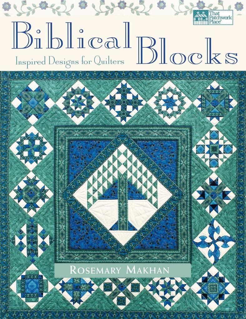 Biblical Blocks: Inspired Designs for Quilters Print on Demand Edition als Taschenbuch