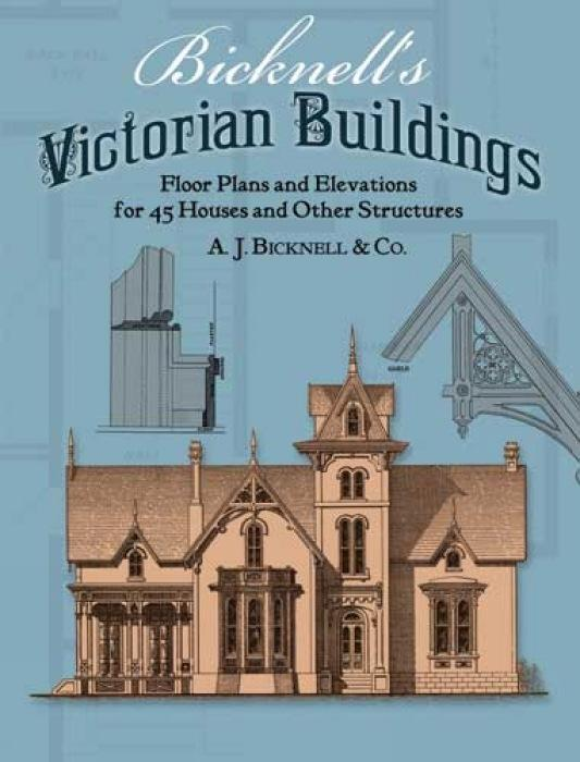 Bicknell's Victorian Buildings als Taschenbuch