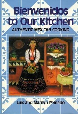 Bienvenidos to Our Kitchen als Buch